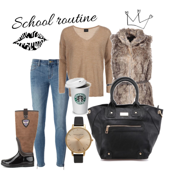 Školní rutina