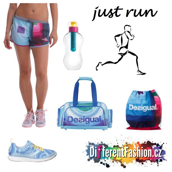 Just Run - ale stylově