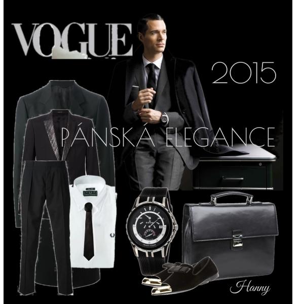 Trochu pánské elegance..