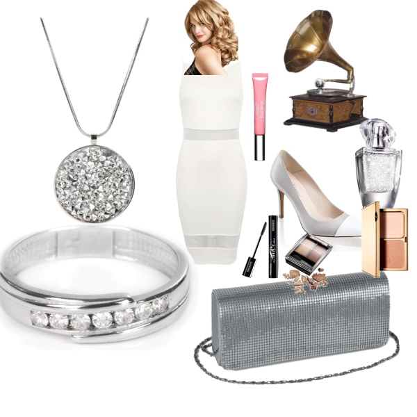 Stříbrná lady