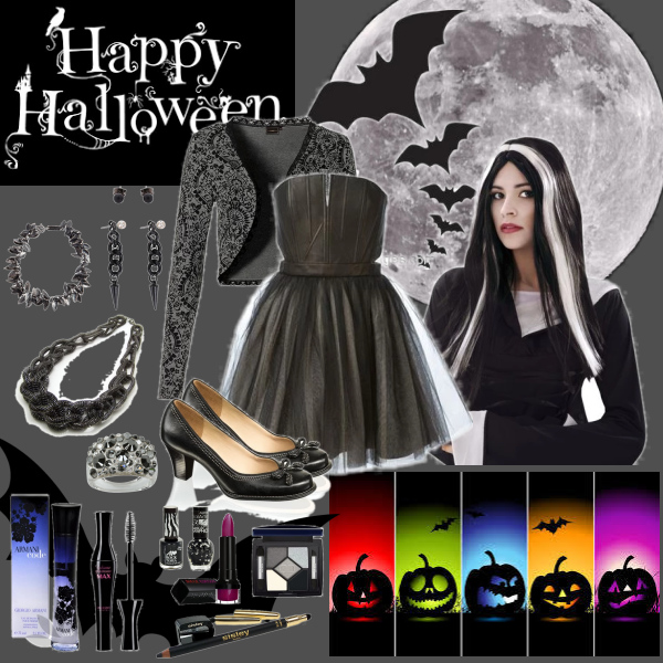 Witch to Halloween 2015