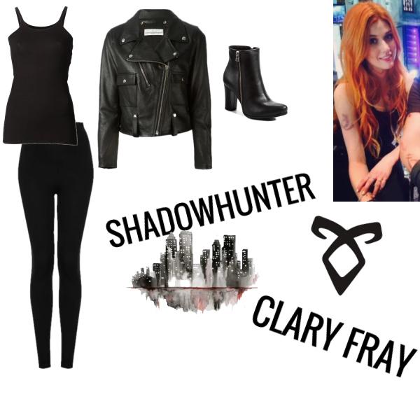 Shadowhunters - Clary Fray