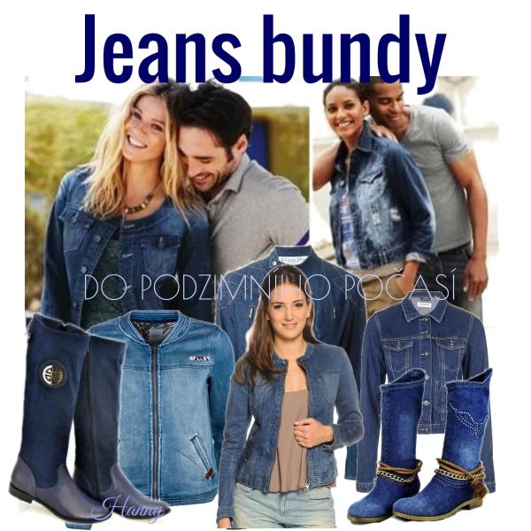 Jeans bundy..