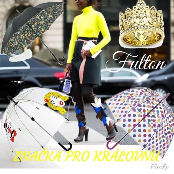 Fulton značka pro královnu