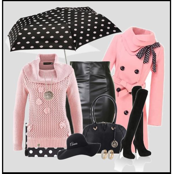 deštník Fulton