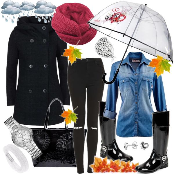 Rainy Autumn...