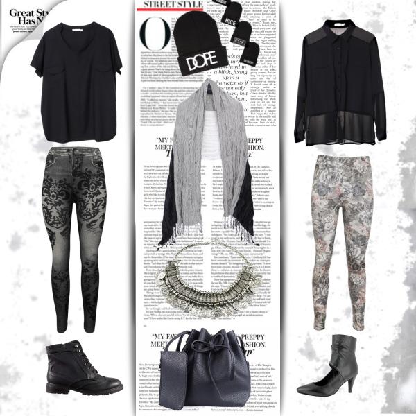 Gorgeous Grey Streetstyles
