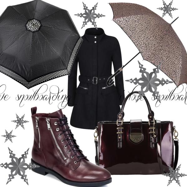 Dážď a sneh