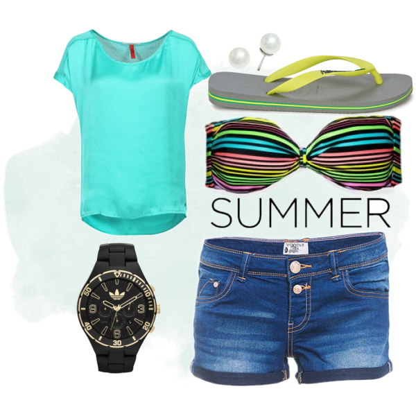 *Summer is here*