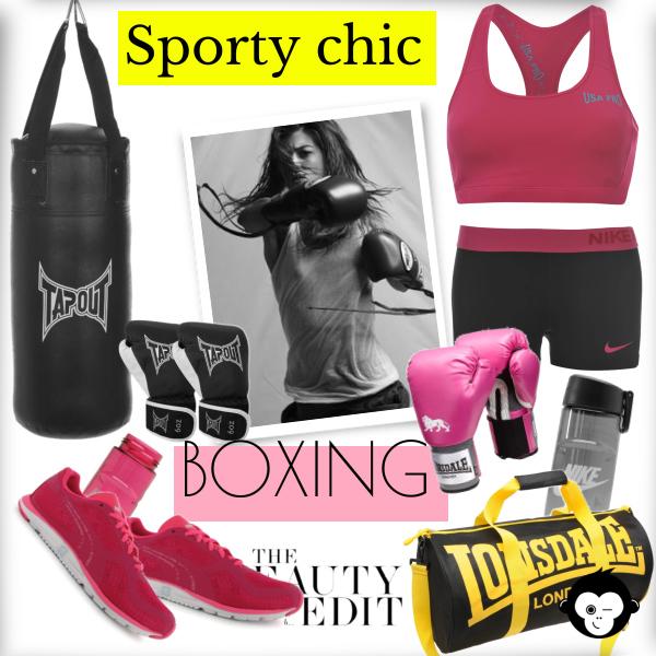 Vášeň v boxe