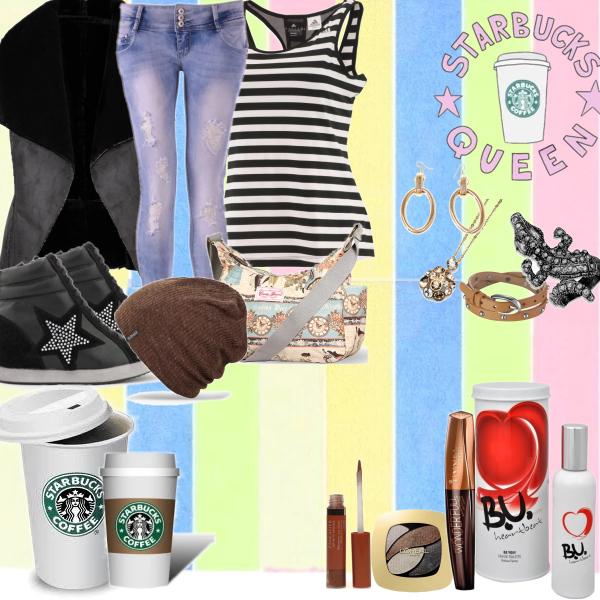 Na školní výlet do Starbucks