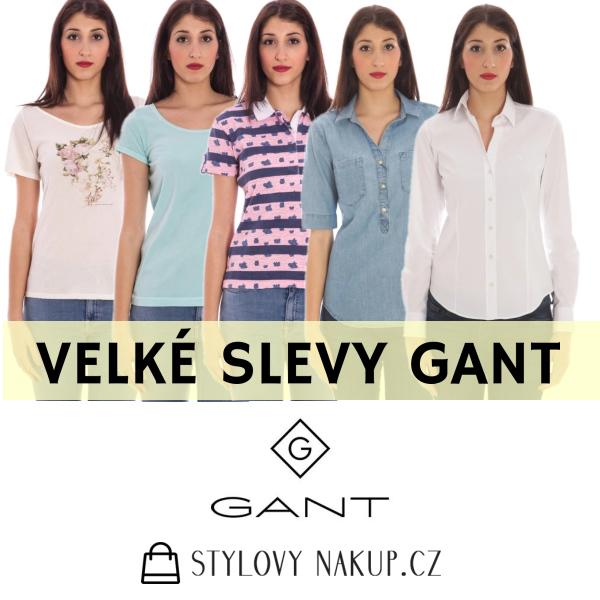 Gant dámské oblečení