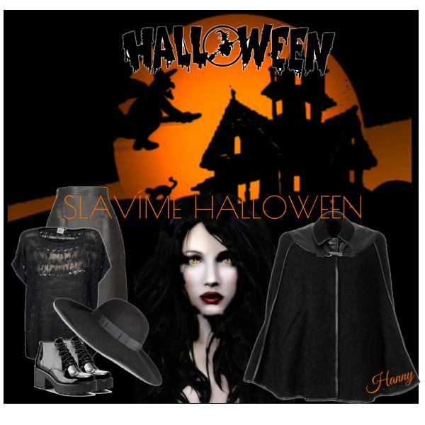 Slavíme Halloween