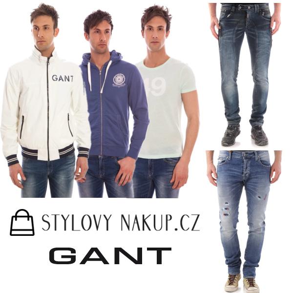 Dnešní outfit - GANT