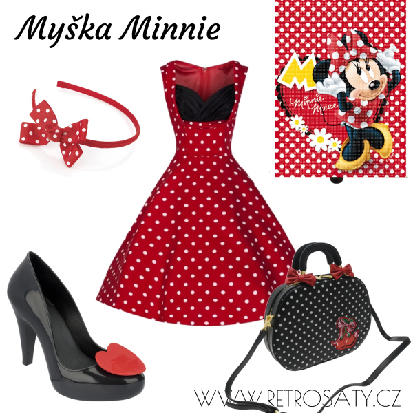 Myška Minnie