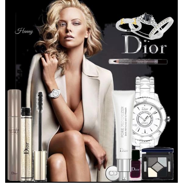 Královna Dior...