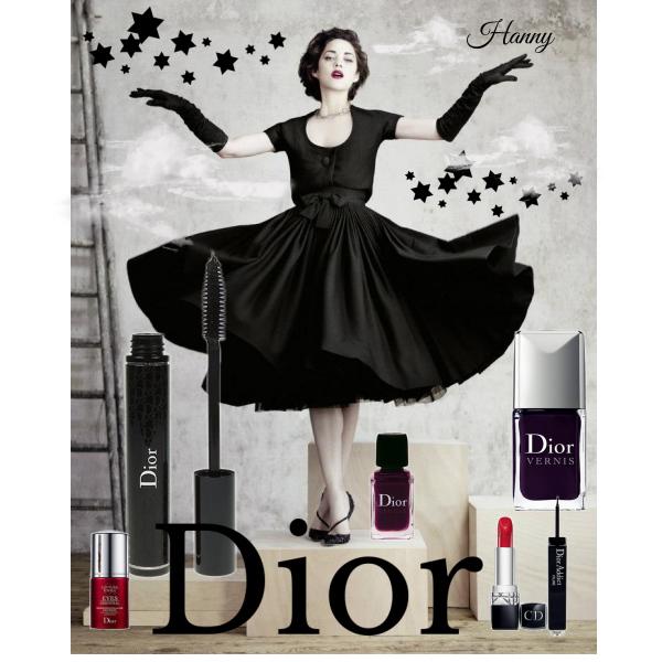 Královna Dior.....