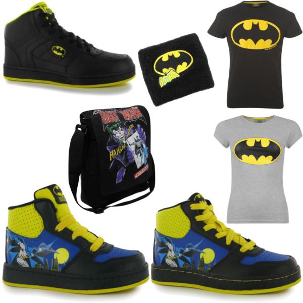 Dětské oblečení BATMAN