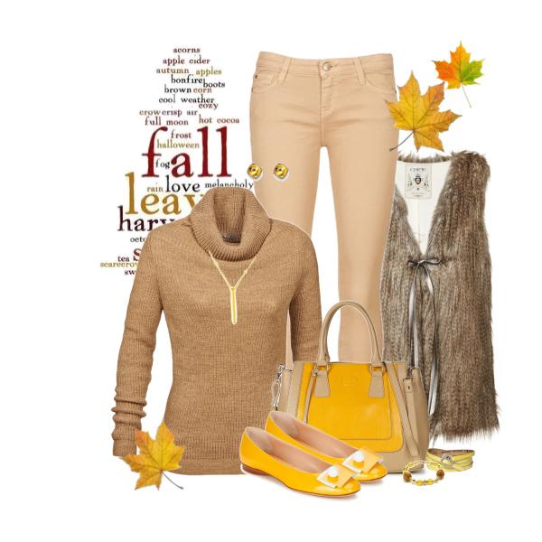 trendy podzim