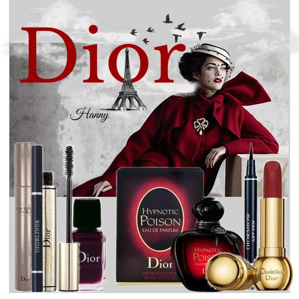 Královna Dior....