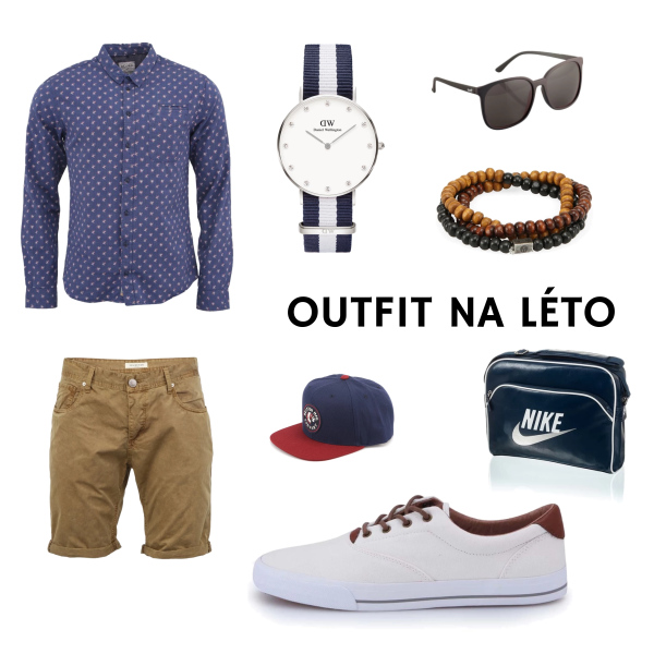 Outfit na léto