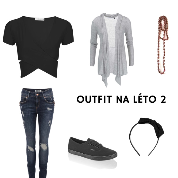 Outfit na léto 2