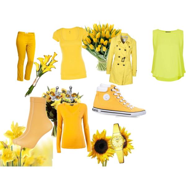 Žlutá je nej