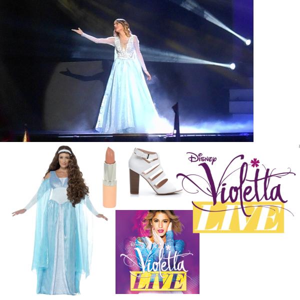 Violetta LIVE 2015 - Libre soy