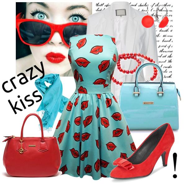 Crazy kiss