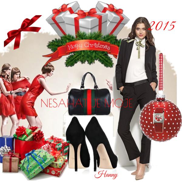 Těšíme se na vánoce...