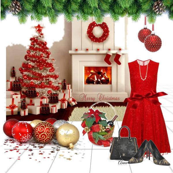 Vánoce a retro styl.