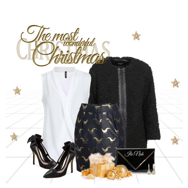 Elegantní Vánoce