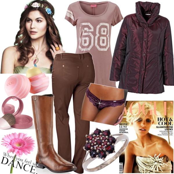 V podzimních barvách ♥