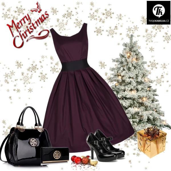 Již máte vybrané šaty k vánočnímu stromečku?