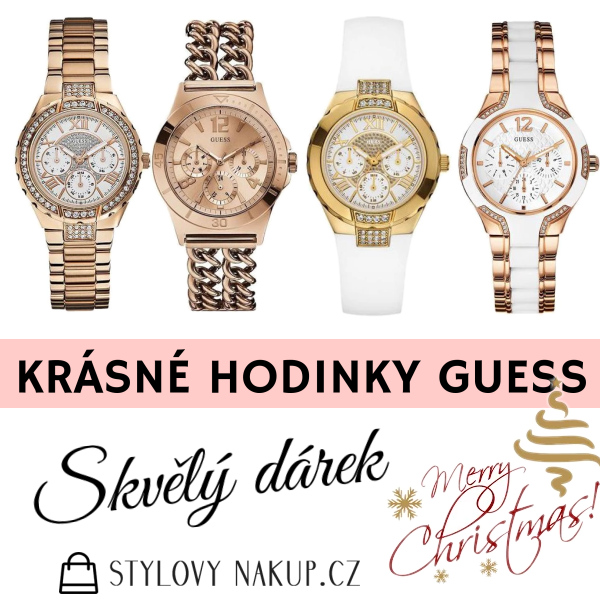 hodinky Guess