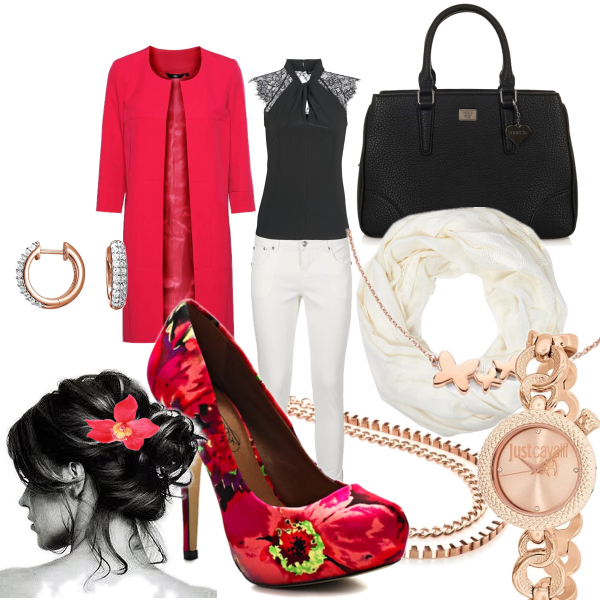 do práce s elegancí