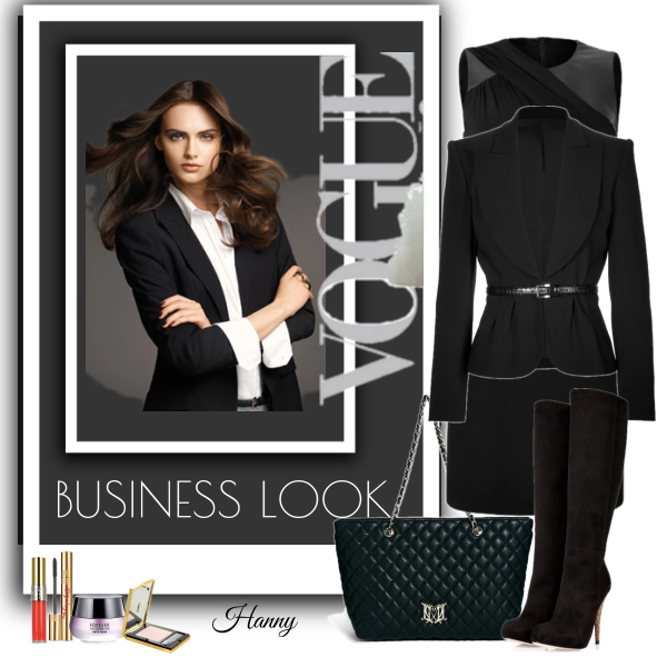 Business look....