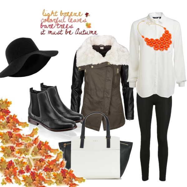 November outfit♥