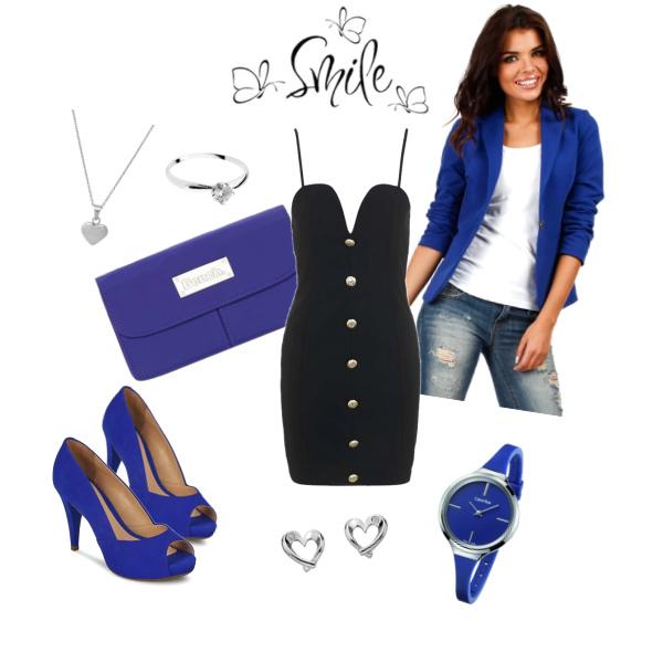 BLUE ♥ od Angee
