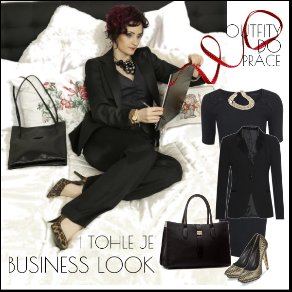 I tohle je business look..:-))