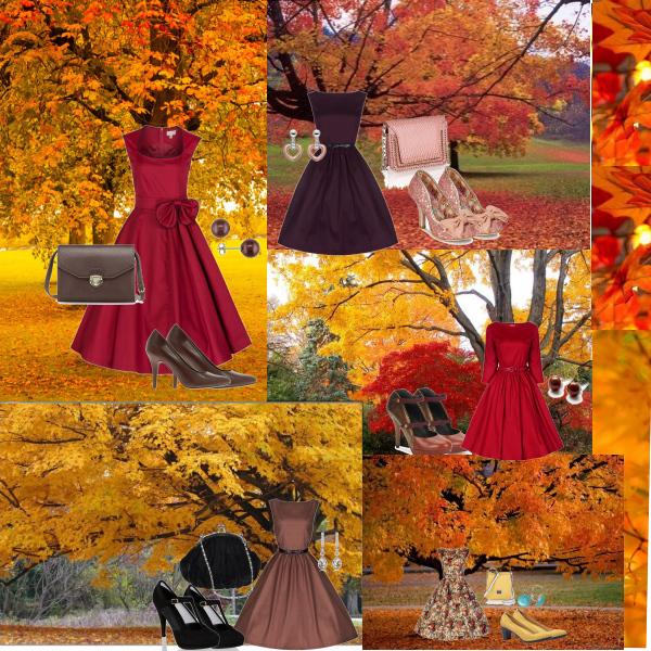 Oblečte se v barvě podzimu