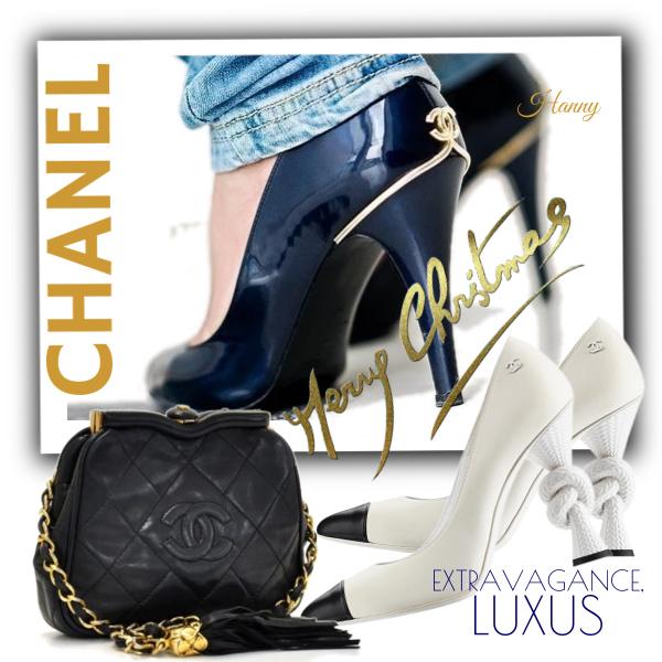 Chanel....trochu luxusu....