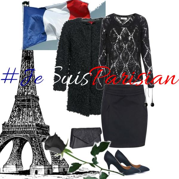 #JeSuisParisian