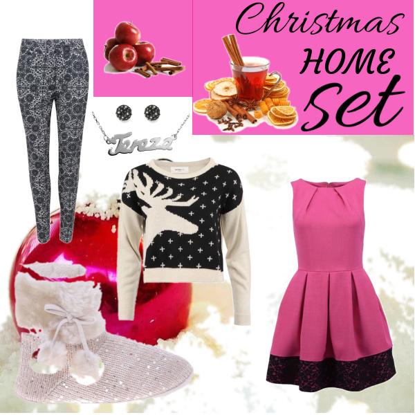 Christmas home set
