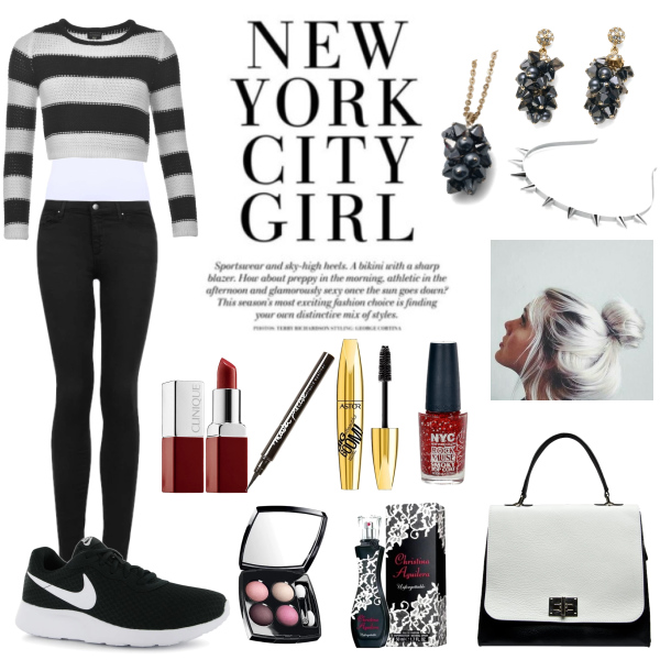 NY CITY GIRL