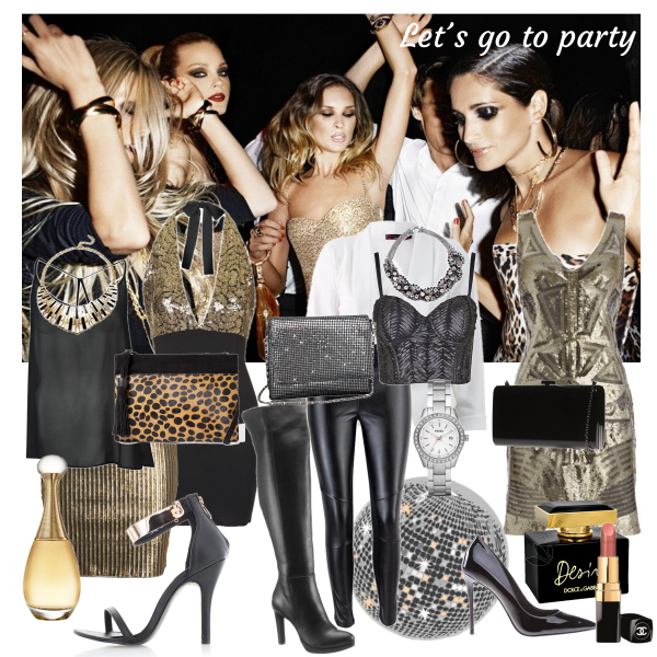 Let´s go to party