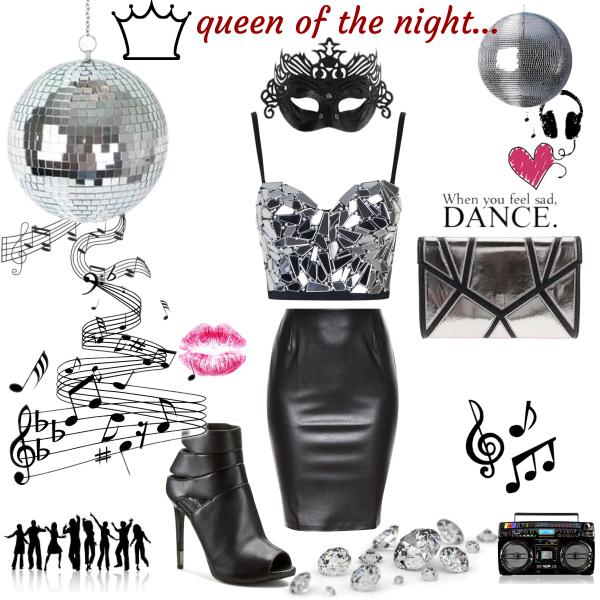 královna diskotéky