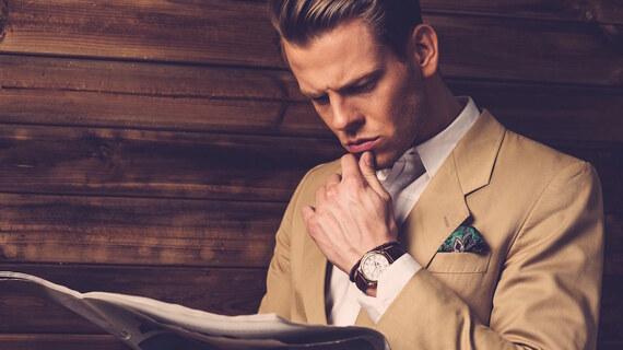 Kolekce Dandy styl: outfity pro každého muže od Glami