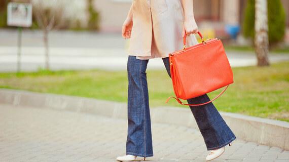Podzim s novou kabelkou