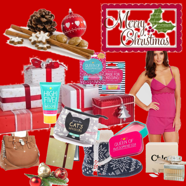 Vánoční top dárečky ...